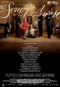 locandina del film IO SONO L'AMORE