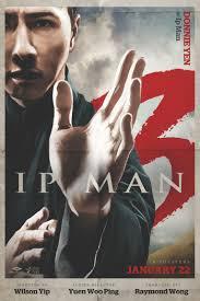 locandina del film IP MAN 3