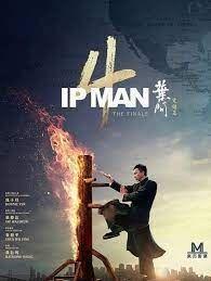 locandina del film IP MAN 4