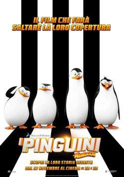 I Pinguini Di Madagascar (2014)