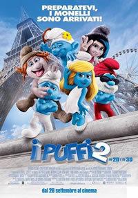 locandina del film I PUFFI 2