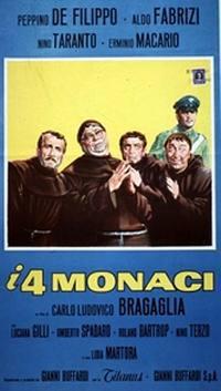 I Quattro Monaci (1962)