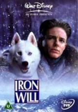 locandina del film IRON WILL - VOLONTA' DI VINCERE