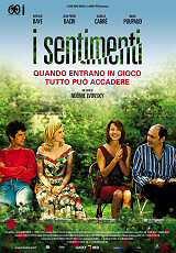 locandina del film I SENTIMENTI