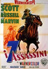 locandina del film I SETTE ASSASSINI