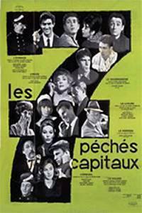 locandina del film I SETTE PECCATI CAPITALI (1961)