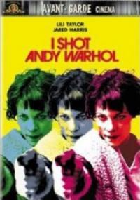 locandina del film I SHOT ANDY WARHOL