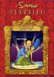 locandina del film I SIMPSON - GO TO HOLLYWOOD