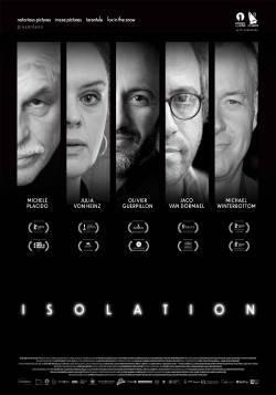 locandina del film ISOLATION (2021)