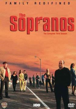 locandina del film I SOPRANO - STAGIONE 3