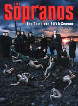 locandina del film I SOPRANO - STAGIONE 5
