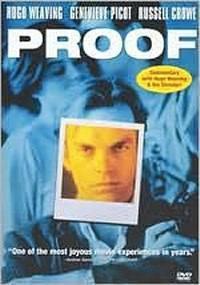 locandina del film PROOF - LA PROVA INCONFUTABILE