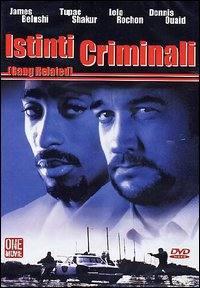 locandina del film ISTINTI CRIMINALI