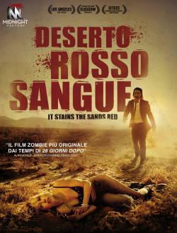 locandina del film DESERTO ROSSO SANGUE