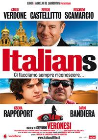 locandina del film ITALIANS