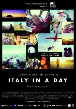 locandina del film ITALY IN A DAY