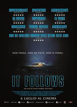 locandina del film IT FOLLOWS