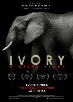 locandina del film IVORY. A CRIME STORY