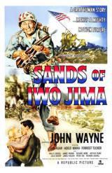 locandina del film IWO JIMA, DESERTO DI FUOCO