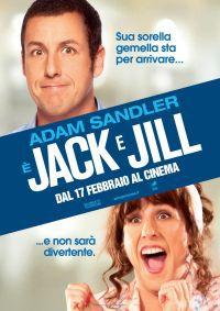 locandina del film JACK AND JILL