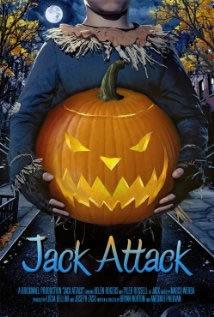locandina del film JACK ATTACK
