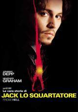 locandina del film FROM HELL - LA VERA STORIA DI JACK LO SQUARTATORE