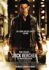locandina del film JACK REACHER - LA PROVA DECISIVA