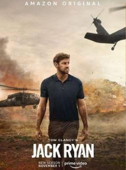 locandina del film JACK RYAN - STAGIONE 2