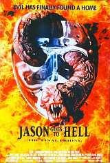 Venerdì 13 – Parte 9 – Jason Va All'Inferno (1993)