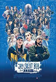 locandina del film JAY AND SILENT BOB REBOOT