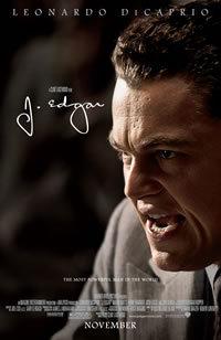 locandina del film J. EDGAR