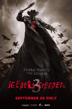 locandina del film JEEPERS CREEPERS 3