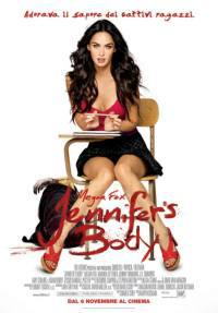 locandina del film JENNIFER'S BODY
