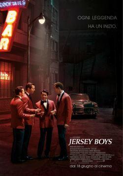 locandina del film JERSEY BOYS
