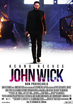 locandina del film JOHN WICK