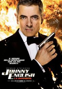 locandina del film JOHNNY ENGLISH - LA RINASCITA