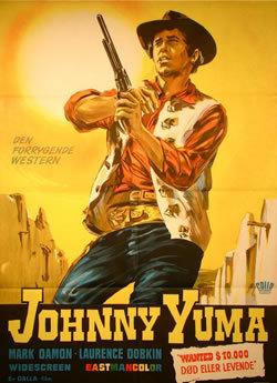 locandina del film JOHNNY YUMA