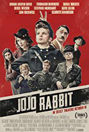 locandina del film JOJO RABBIT