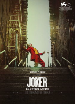 locandina del film JOKER