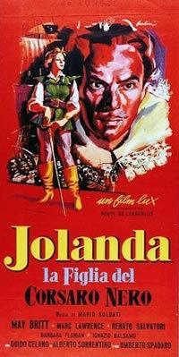 Jolanda, La Figlia del Corsaro Nero (1954)