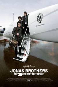 locandina del film JONAS BROTHERS: THE 3D CONCERT EXPERIENCE