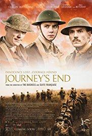 locandina del film JOURNEY'S END