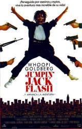 locandina del film JUMPIN' JACK FLASH