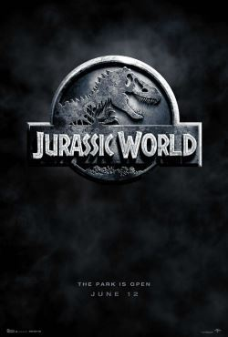 locandina del film JURASSIC WORLD