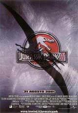 locandina del film JURASSIC PARK III