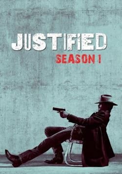 locandina del film JUSTIFIED - STAGIONE 1