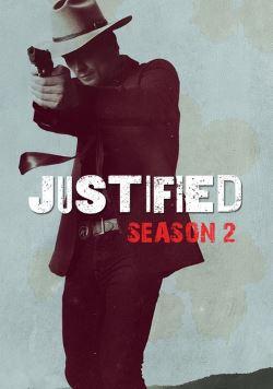 locandina del film JUSTIFIED - STAGIONE 2