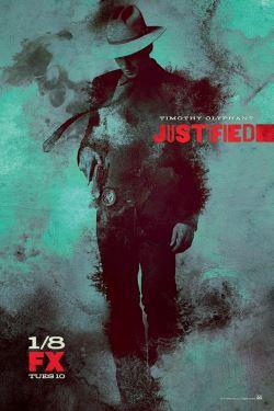 locandina del film JUSTIFIED - STAGIONE 4