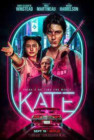 locandina del film KATE