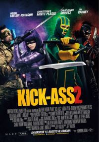 locandina del film KICK-ASS 2